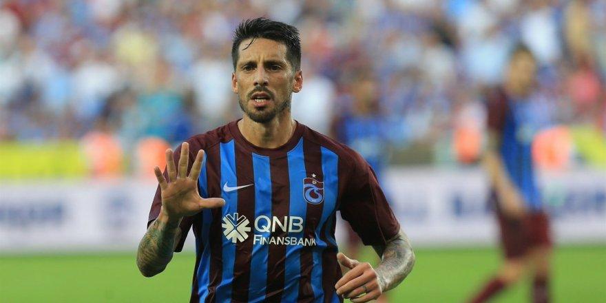 Trabzonspor'da Sosa'ya disiplin şoku