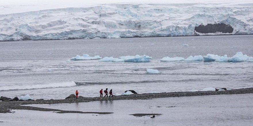 Antarktika'daki bilim insanlarının beyni küçüldü!