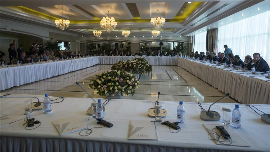'Astana'da barış ihtimali var'