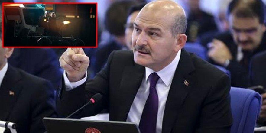 """Süleyman Soylu'ya """"Lanet"""" dediği Çukur dizisinden olay gönderme!"""