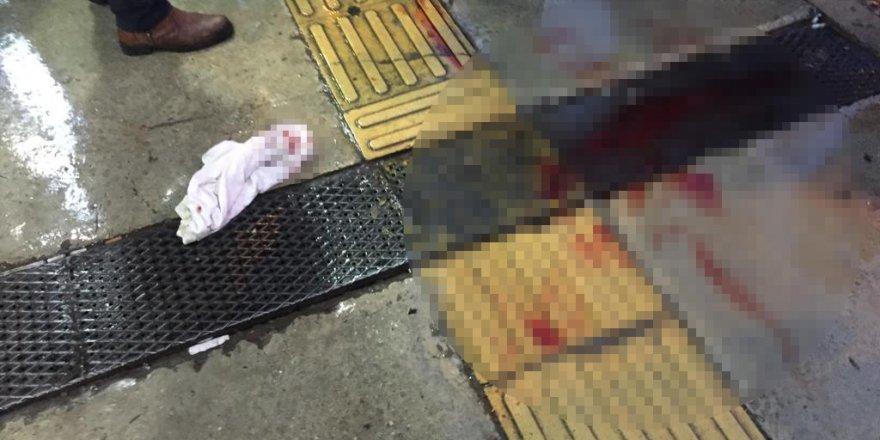 İzmir'de sokak ortasında cinayet!
