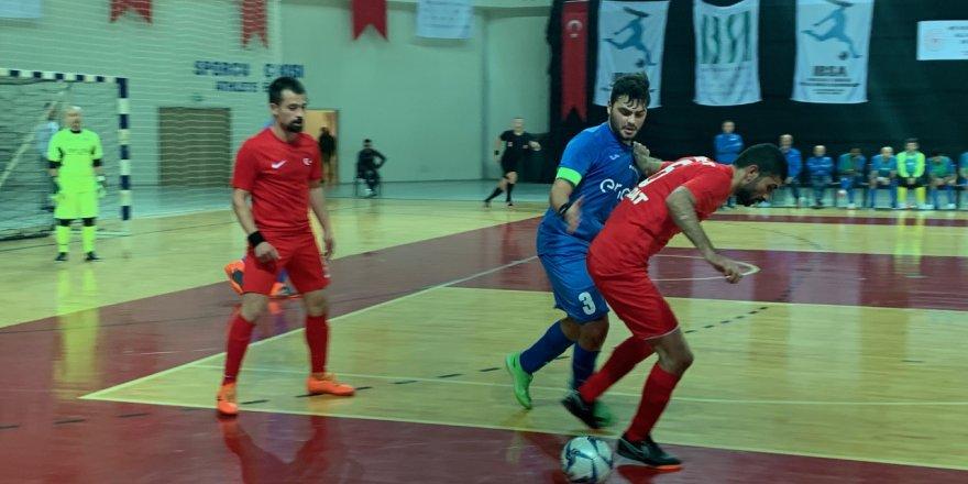 Görme Engelliler Futsal Milli Takımı dünya üçüncülüğü için oynayacak