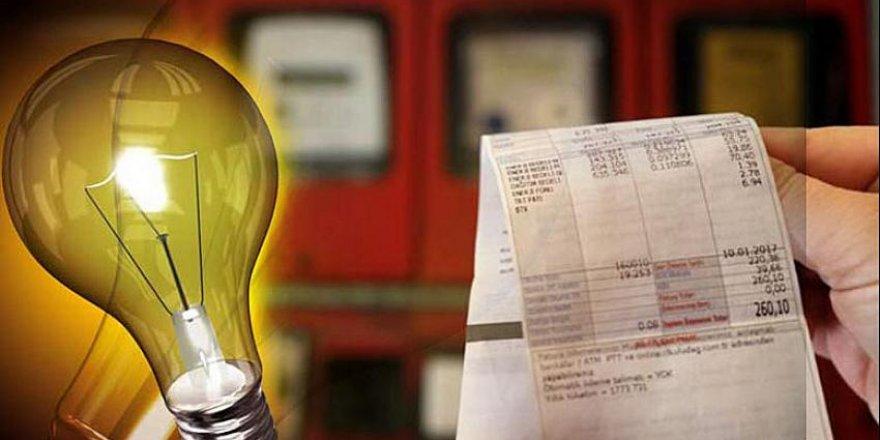 9 ayda 3 milyon 365 kişi elektrik borcunu ödeyemedi