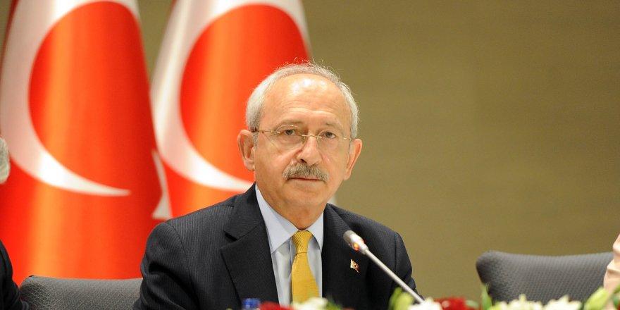 """Kemal Kılıçdaroğlu Suriye raporuna yazdı: """"Hatalardan Rusya yararlandı"""""""