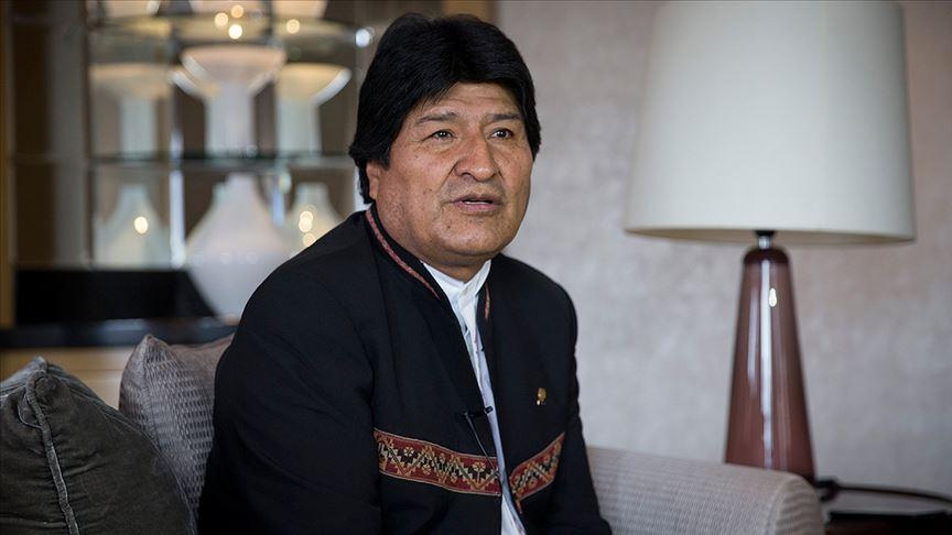 Bolivya'da Morales için yakalama emri çıkarılacak