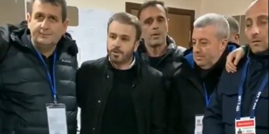 Sakaryaspor Başkanı maç öncesinde primi böyle verdi!