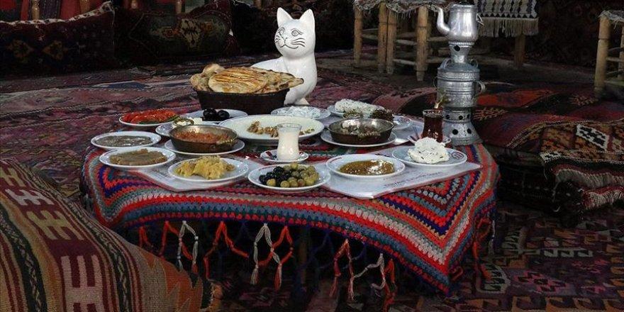 Van kahvaltısı UNESCO'yla dünyaya tanıtılıyor!