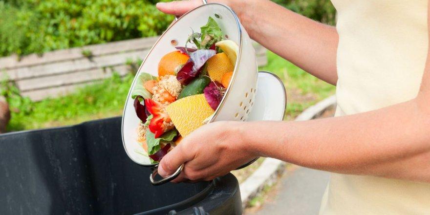 Dünya da her 3 gıdadan biri çöpe gidiyor