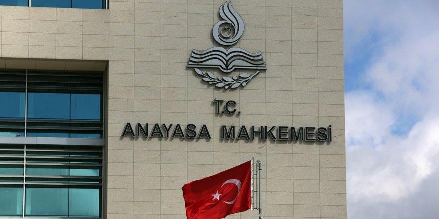 AYM'de Kanal İstanbul'un iptali görüşülecek