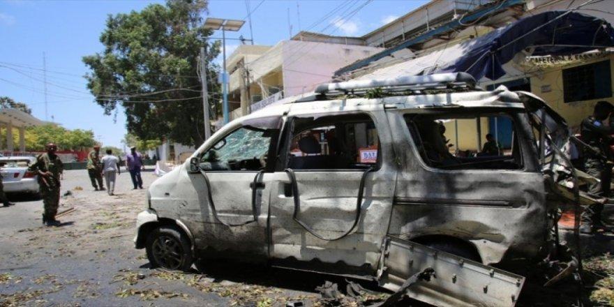 Hartum'da havan mermisi isabet eden evde 3 kişi öldü