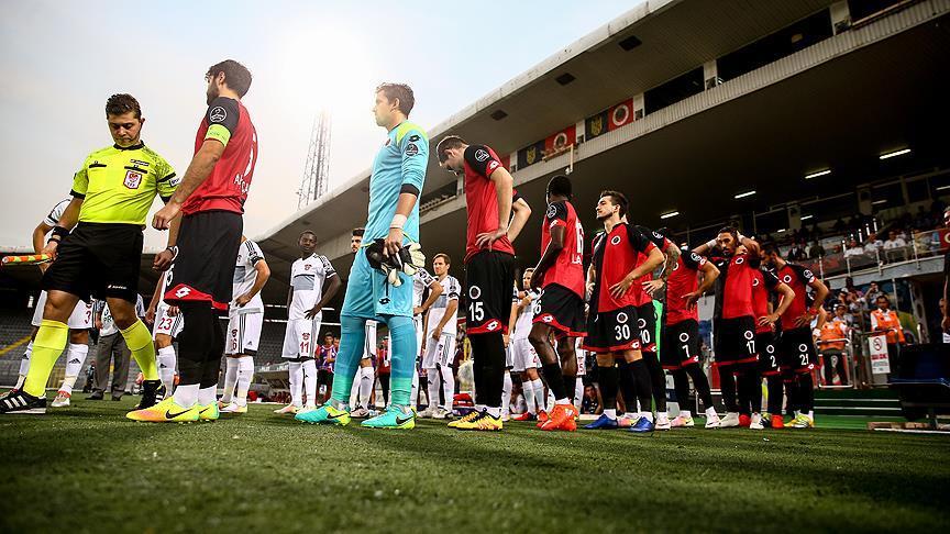 Gaziantepspor-Gençlerbirliği maçı ertelendi