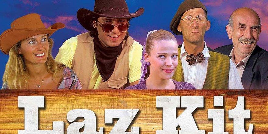 28 oyunculu Laz Kit filmini sadece 27 kişi izledi