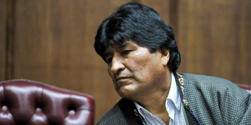 Interpol'den Morales için kırmızı bülten