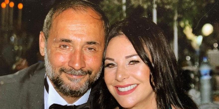 Şenay Gürler ile Semih Saygıner el ele alışverişte