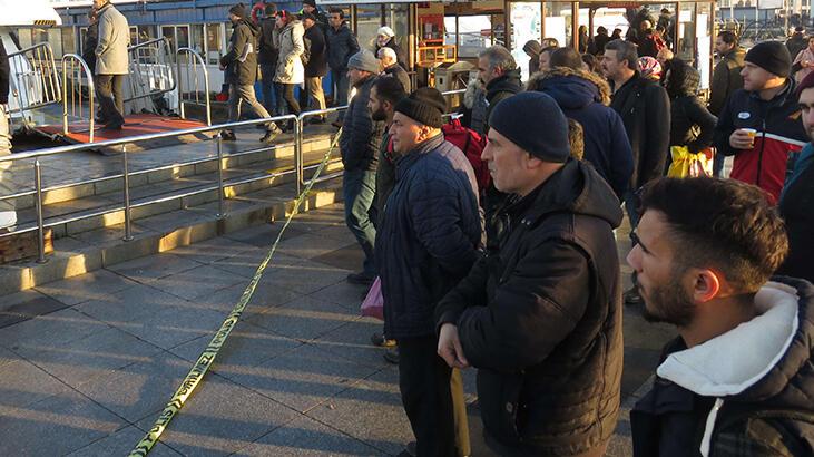 Kadıköy'de ceset paniği
