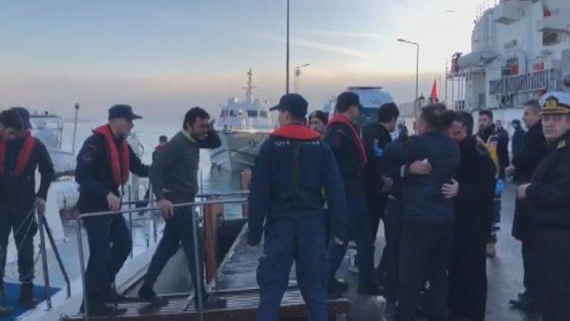 Aranan 3 balıkçıdan kötü haber geldi