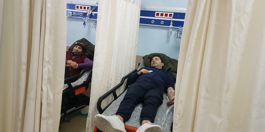 Atilla Taş hastaneye kaldırıldı