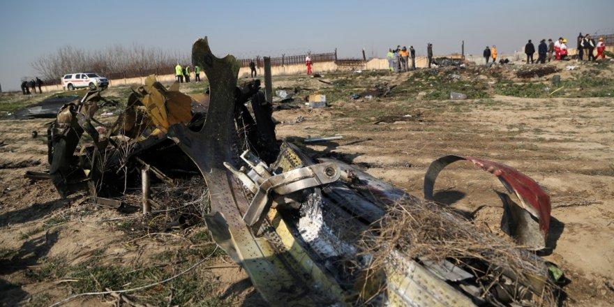İran'dan Ukrayna uçağıyla ilgili flaş açıklama