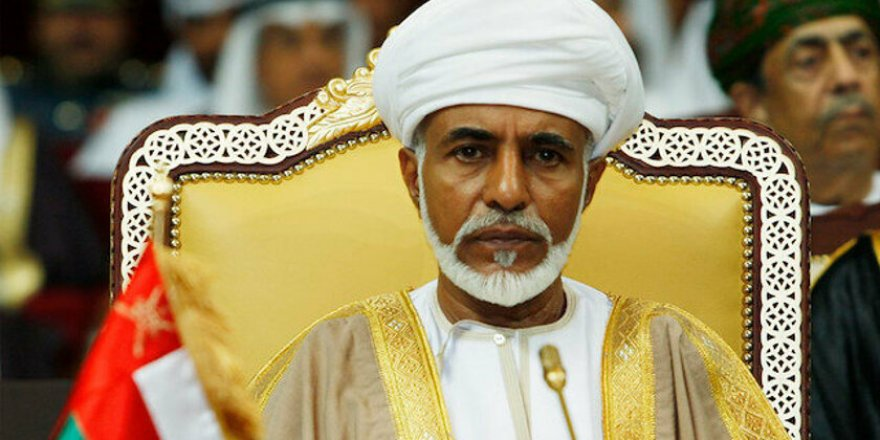 Umman Sultanı Kabus bin Said hayatını kaybetti