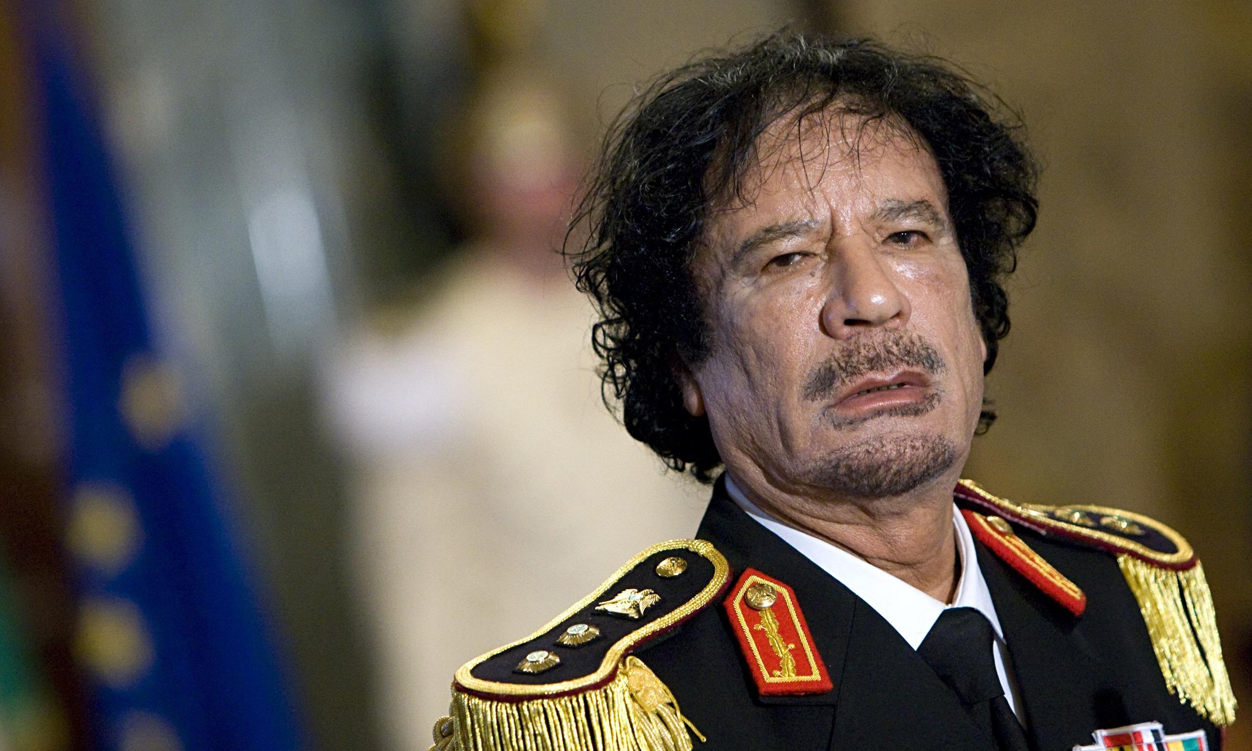Işık: Kaddafi ile ilgili kimsenin bilmediği bir gerçek daha var!