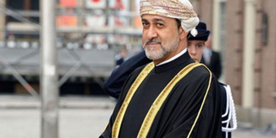 Umman'ın yeni sultanı belli oldu