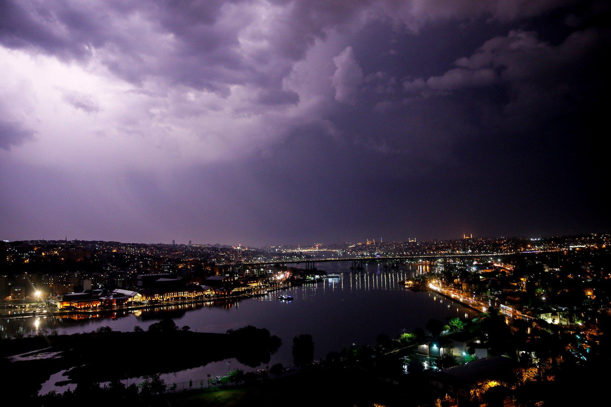Meteoroloji'den uyarı: İstanbullular yarına dikkat!