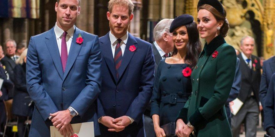 Prens Haryy ve Meghan Markle ayrılığı sonrası ilk kez konuştu
