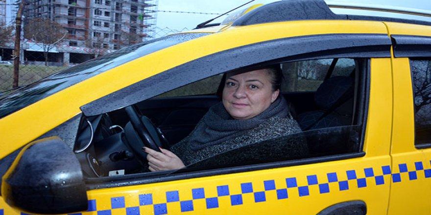 Avcılar'ın tek kadın şoförü: Korkarak hiçbir şey yapılmaz