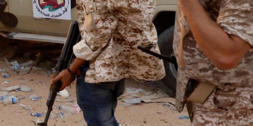 Libya'dan açıklama: Ateşkesi defalarca ihlal ettiler