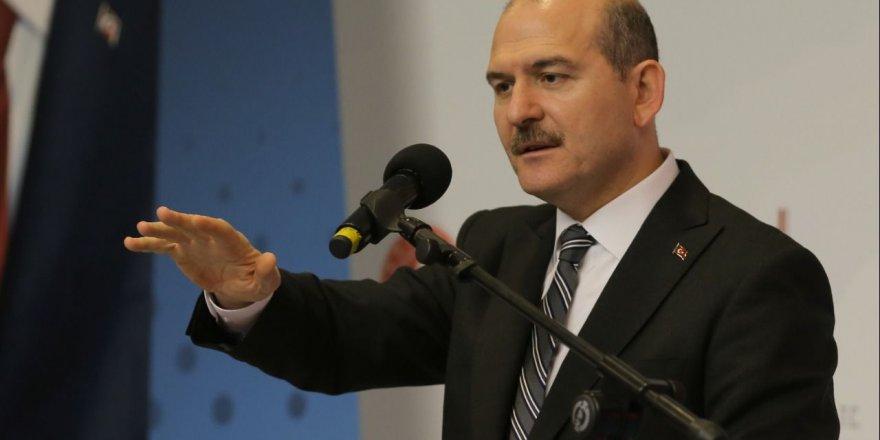 İçişleri Bakanı Soylu'dan Demirtaş'ın tiyatrosuna tepki