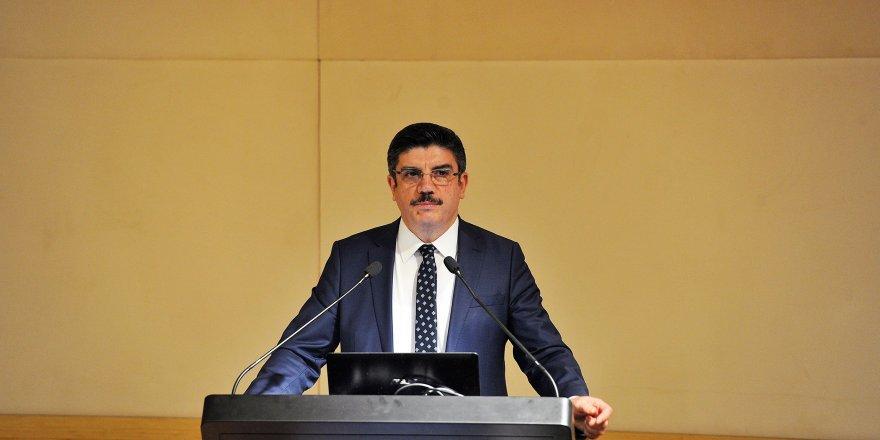 """AKP Genel Başkan Danışmanı Yasin Aktay: """"Başka yol yok Mısır'la masaya oturalım"""""""