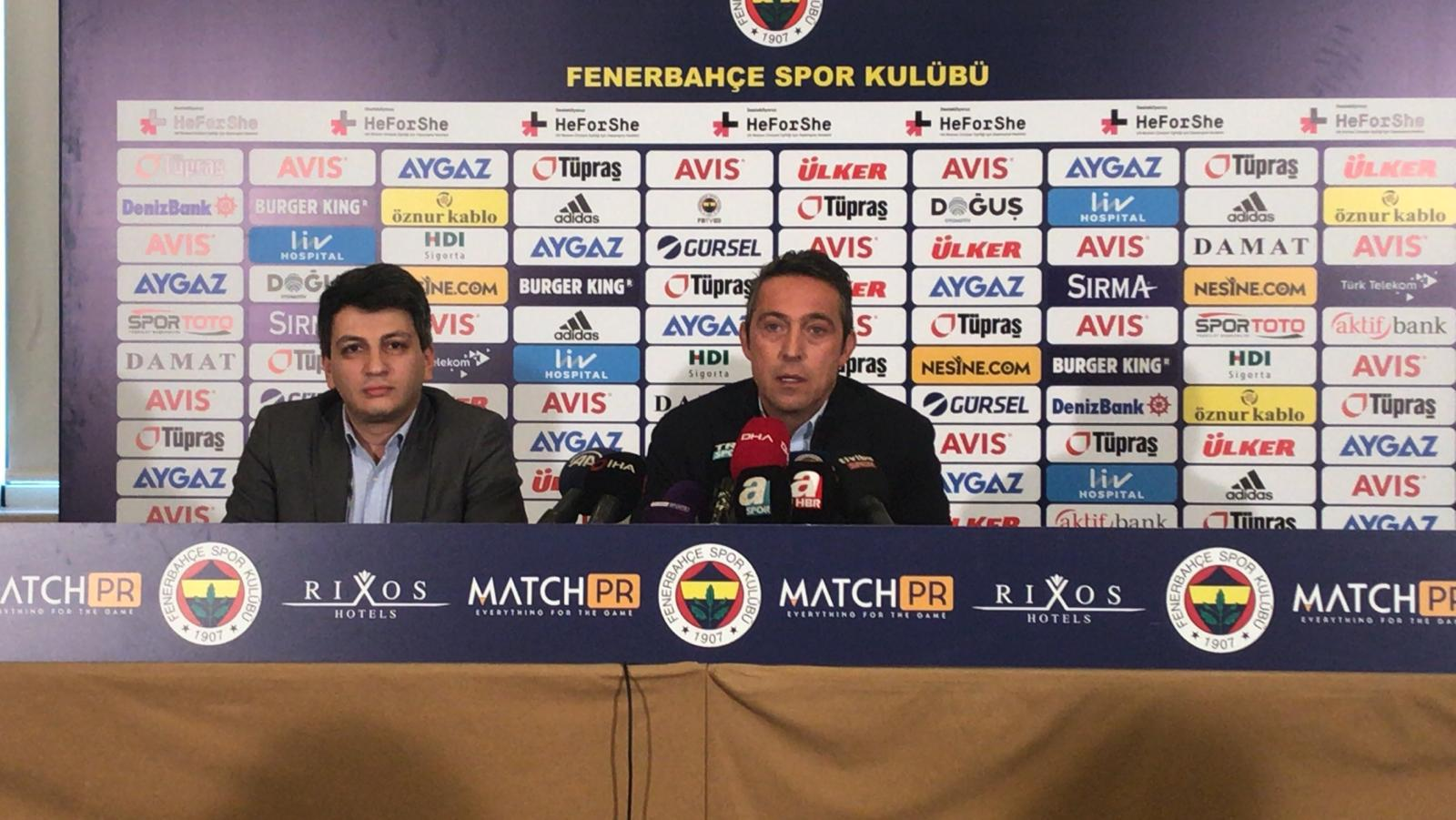 Fenerbahçe'den dikkat çeken paylaşım