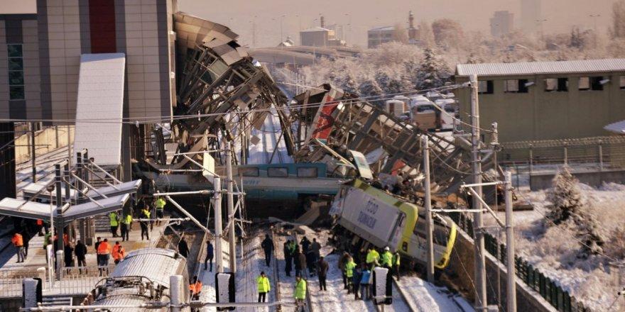 Ankara'daki YHT kazası davasında flaş karar! 2 sanık tahliye edildi!