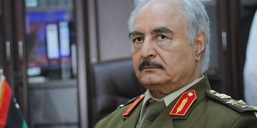 Hafter Libya ateşkesini imzalamadı!
