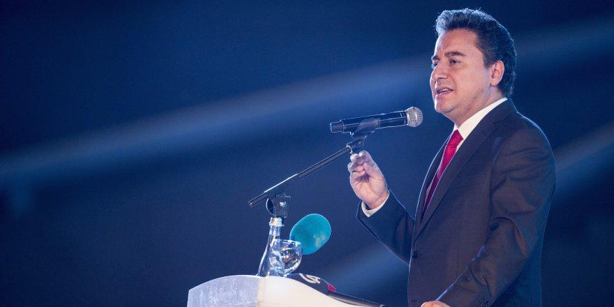 Ali Babacan'ın partisinin isim ve logosu belli oldu