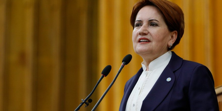 İYİ Parti Genel Başkanı Meral Akşener'den Erdoğan'a evlilik çıkışı!