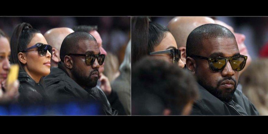 Kim Kardashian Cedi Osman'ı en önden izledi!