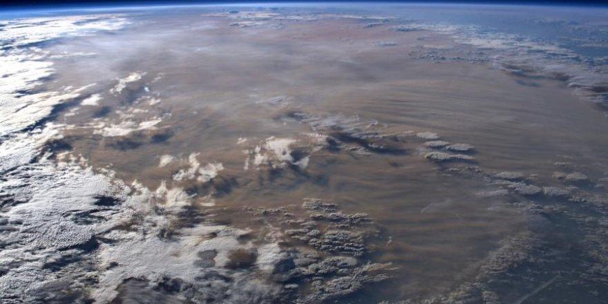 Astronotlar Avustralya'daki yangını görüntüledi: Böylesi görülmedi
