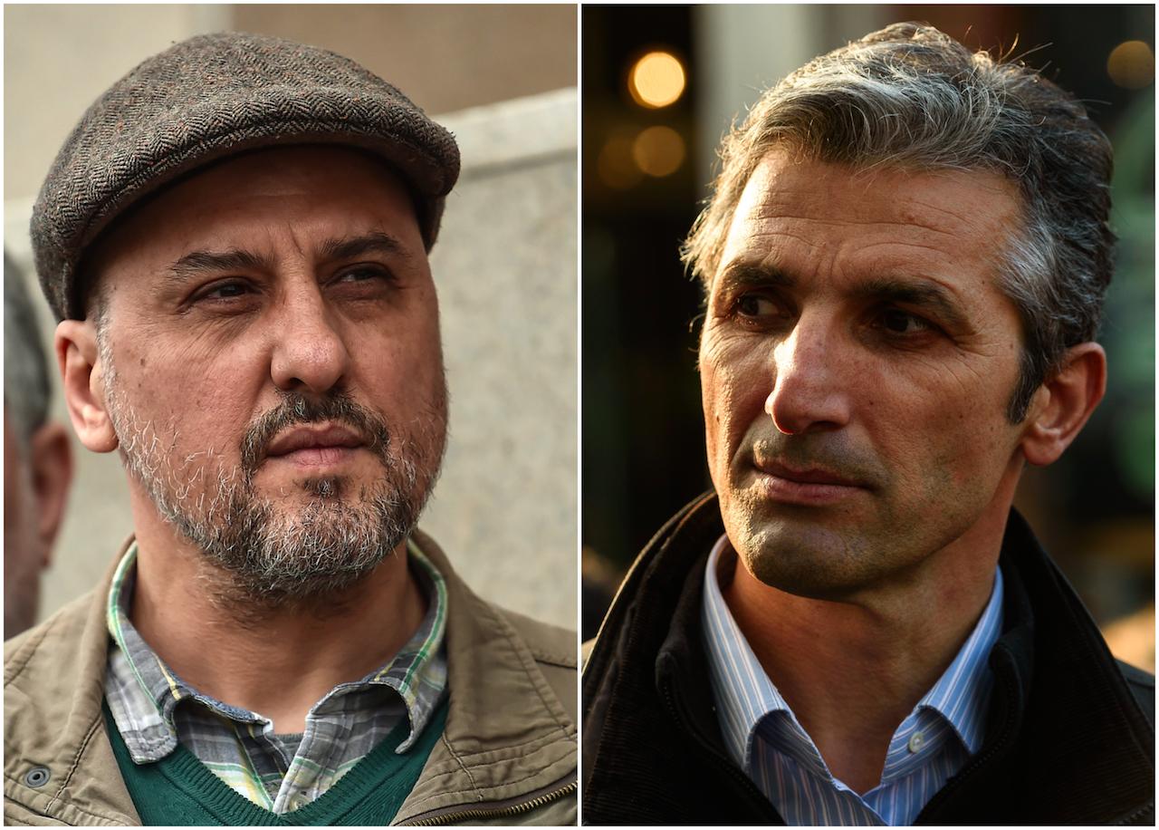 Ahmet Şık ve Nedim Şener'den 'alçak' kavgası