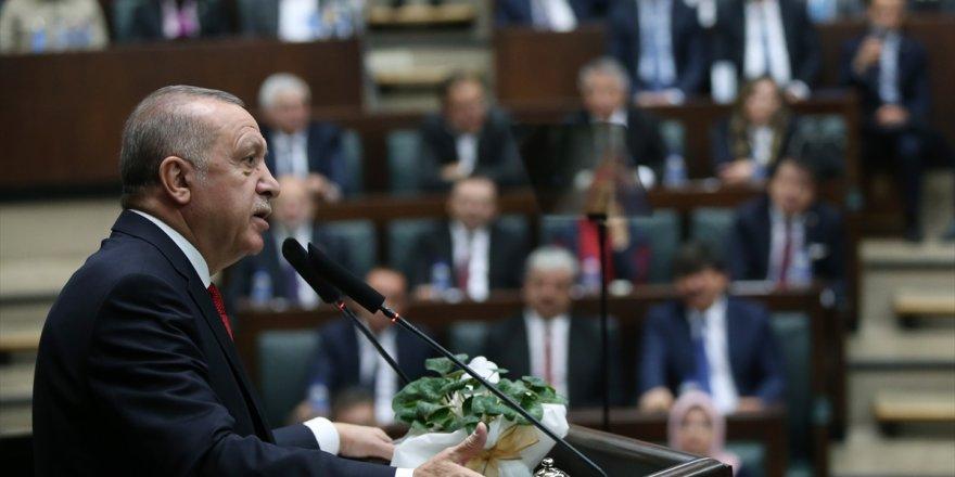 Cumhurbaşkanı Erdoğan, CHP'li Deniz Baykal'a teşekkür etti