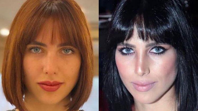 Zehra Çilingiroğlu'ndan yeni saç modeli