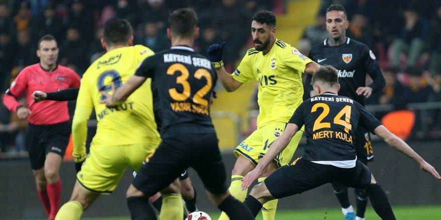 Fenerbahçe kupada sessiz kaldı