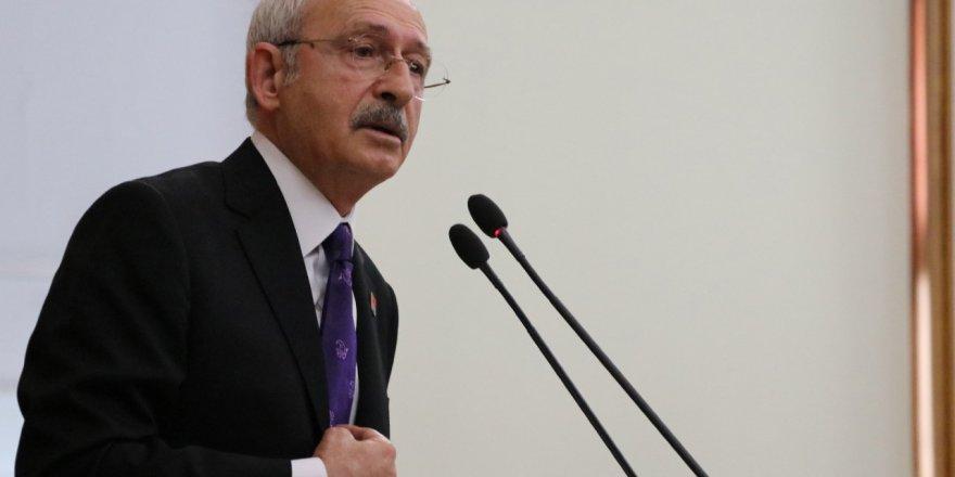 Kılıçdaroğlu, CHP PM toplantısında konuştu