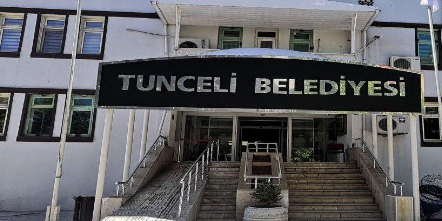 Tunceli Belediyesi'nin banka hesabına SGK haciz koydu