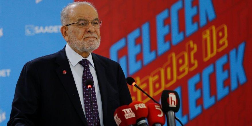 Karamollaoğlu'ndan AKP'ye 'belediyecilik' tepkisi