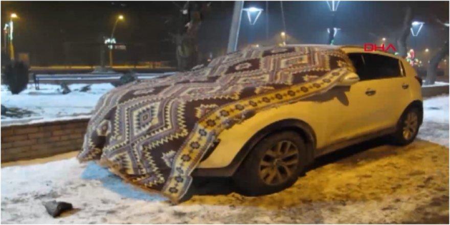 -27 derecede battaniyeli önlem