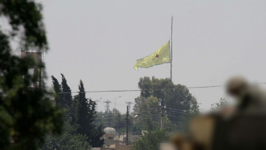 PYD'nin PKK'dan farklı olmadığı kanıtlandı