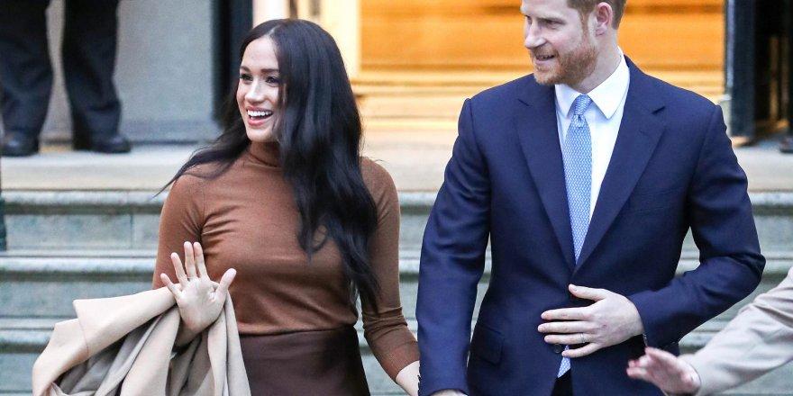 Harry ve Meghan çifti 2.4 milyon pound ödeyecek!