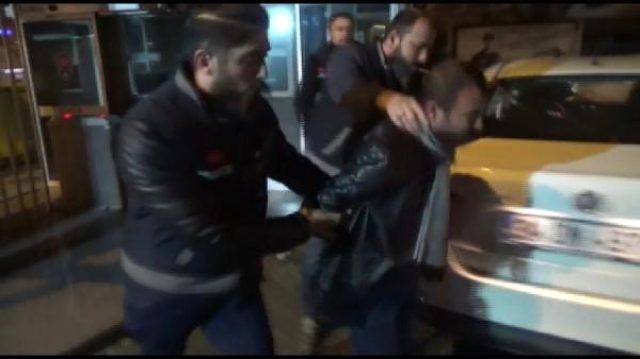 Kadıköy'de dehşet anları!