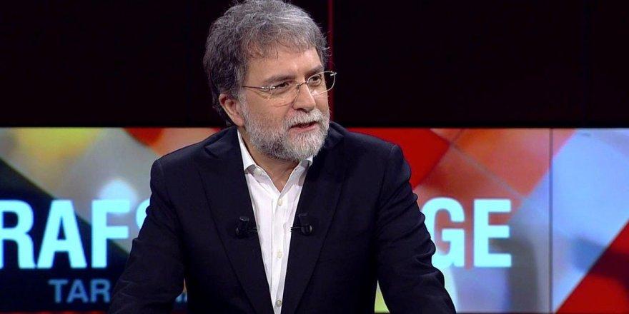 Ahmet Hakan, Ertuğrul Özkök'ü fena Ti'ye aldı!